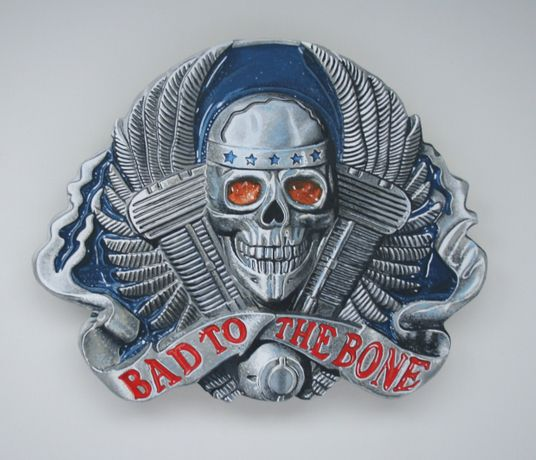 'Bad to the Bone'  John McCarthy
