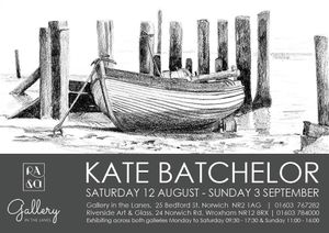 'A Sketch a Day' by Kate Batchelor