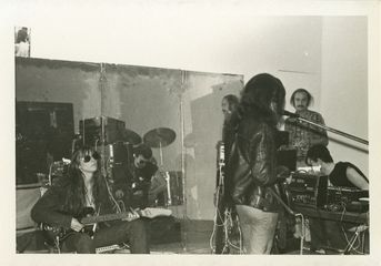 Throbbing Gristle, Prostitution, ICA (London), 1976 © Courtesy Paul Buck