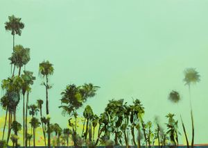 Whitney Bedford, Lala Land (Summertime), 2014