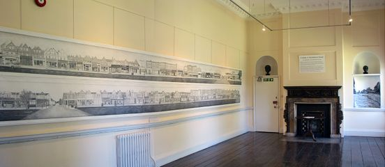 'Westbury Rd' panoramas, general view