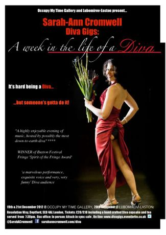 A Week in the Life of a Diva: Image 0