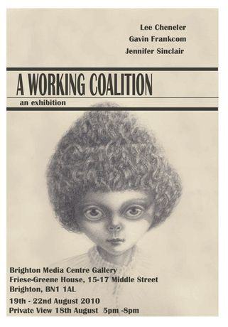'A Working Coalition' exhibition: Image 0