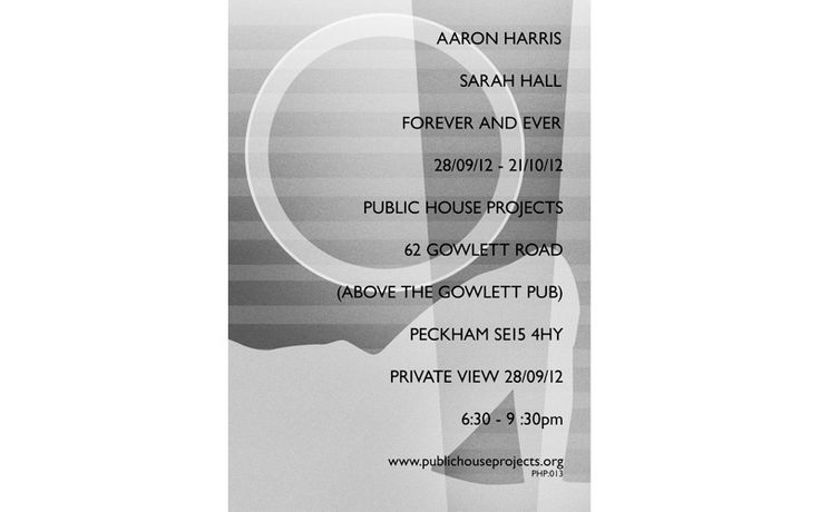 Aaron Harris & Sarah Hall: Forever And Ever: Image 0