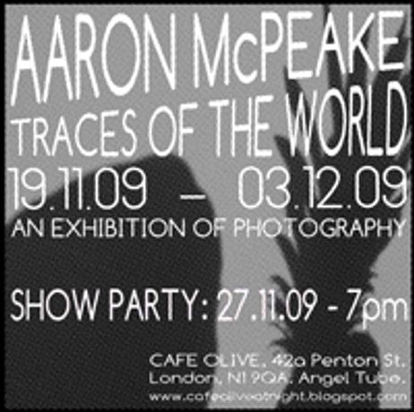 Aaron McPeake - Traces of the World: Image 0