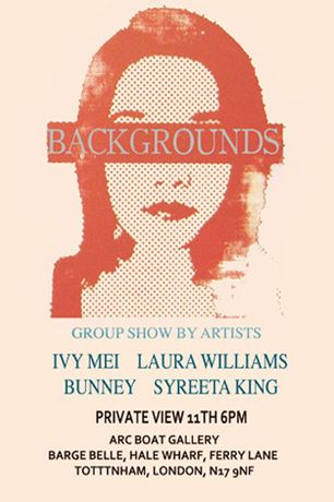 'Backgrounds' Group Exhibition: Image 0
