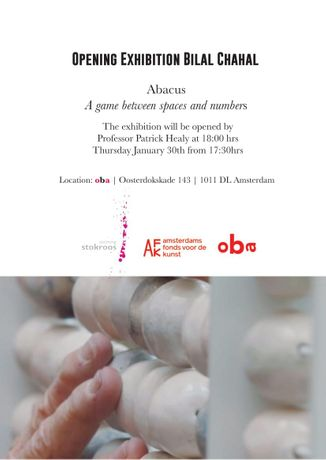 Abacus, A game between numbers and spaces.: Image 3