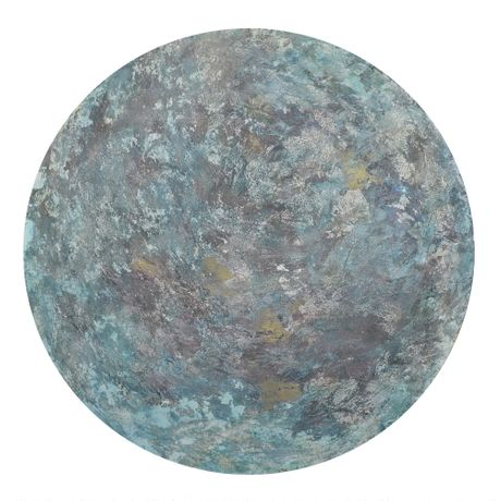 'Habitable World' 153cm (diameter) by Pandora Mond