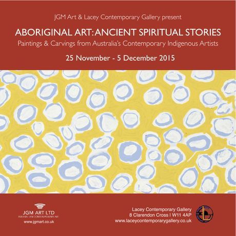 Aboriginal Art: Ancient Spiritual Studies