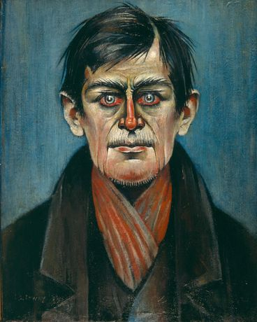 Image credit: Head of a Man LS Lowry 1938, copyright The Lowry Collection Salford