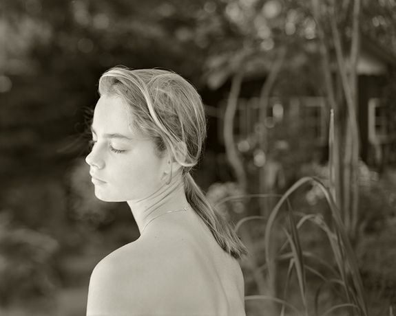 Jock Sturges, Hanneke, Vierlingsbeek, The Netherlands, 1995