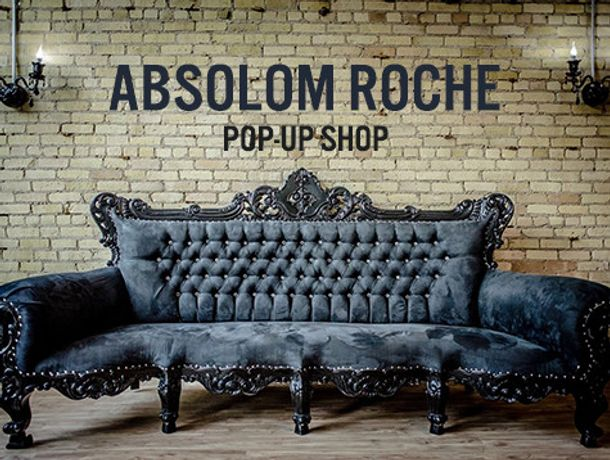 Absolom Roche Pop-Up Shop: Image 0