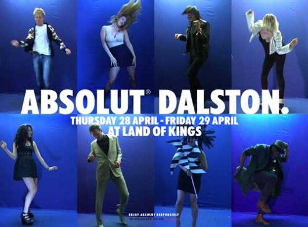 ABSOLUT DALSTON - Shooting Party: Image 0