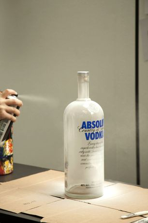 Absolut at New Designers 5