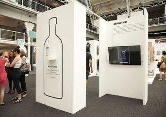 Absolut at New Designers 3