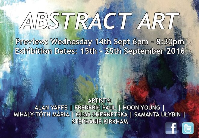 Abstract Art Exhibition: Image 0