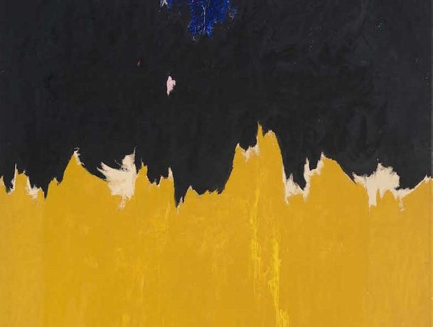 Clyfford Still, PH-950, 1950.