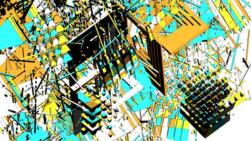 Abstract Playground: Image 1