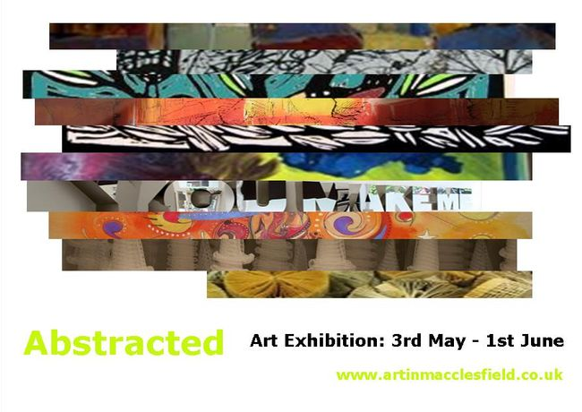 'Abstracted' Contemporary Art Exhibition: Image 0