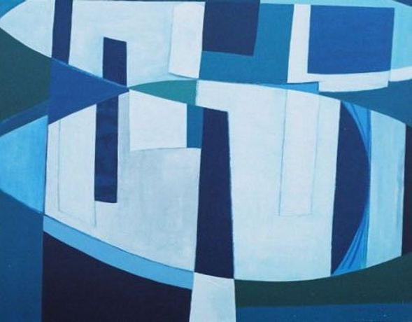 Abstraction. Drawing & Painting masterclass with Chris Hann: Image 1