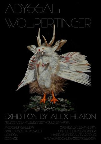 Abyssal Wolpertinger: Image 0