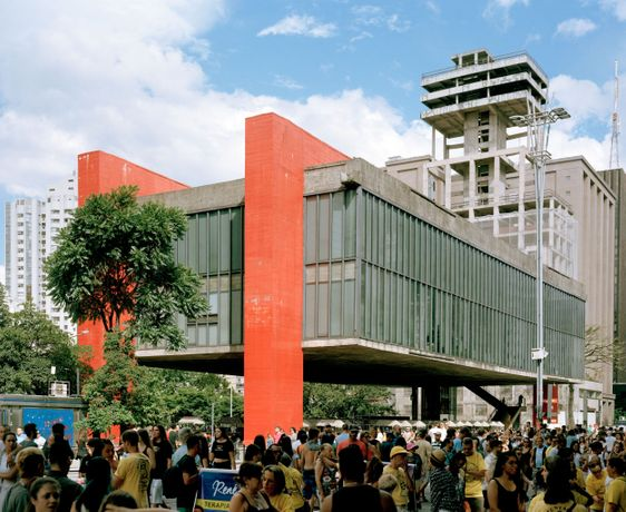 Access for All: São Paulo's Architectural Infrastructures