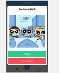 LOLA Laugh Out Loud Aid) app, designed by Tech Kids Unlimited, 2015.
