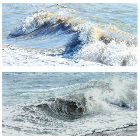 Felicity Flutter, waves