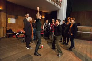 Act Esol: Language, Resistance. Theatre Training Workshop (June 2019)