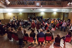 ACT ESOL: Language, Resistance, Theatre Training Workshop (May 2019)