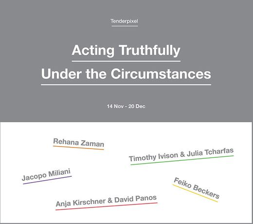 Acting Truthfully Under the Circumstances: Image 0