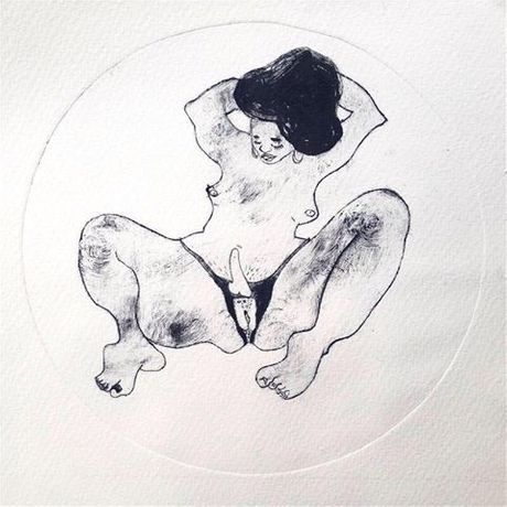 Frances Stanfield 'Peggy' Etching