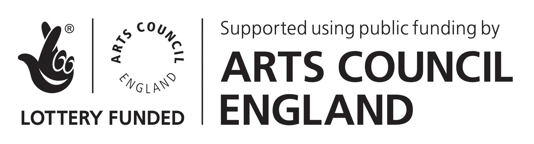 This exhibition as been kindly supported by Arts Council England.