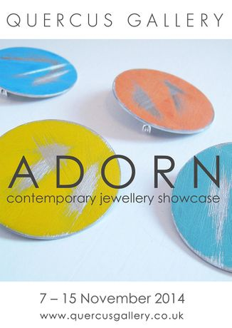 ADORN Contemporary Jewellery  Showcase: Image 0