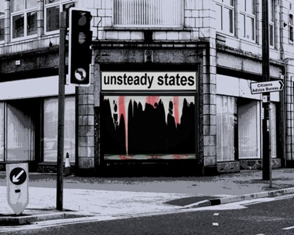 Adrian Pritchard  unsteady states: Image 0