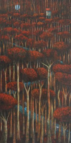 Adrian Sykes, Red Wood