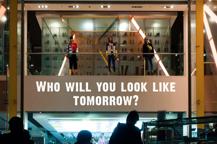 Who will you look like tomorrow?