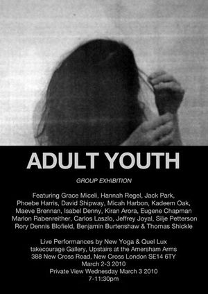ADULT YOUTH