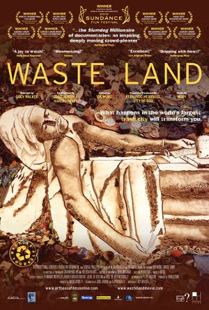 Advertising Exhibitions present WASTE LAND screening + Russell Hill talk
