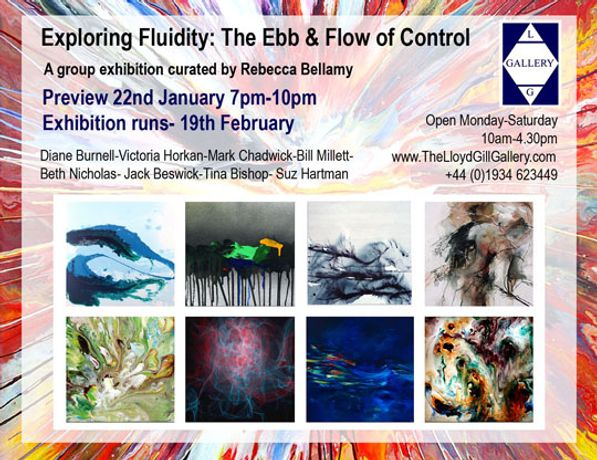 'Exploring Fluidity: The Ebb and Flow of Control': Image 0