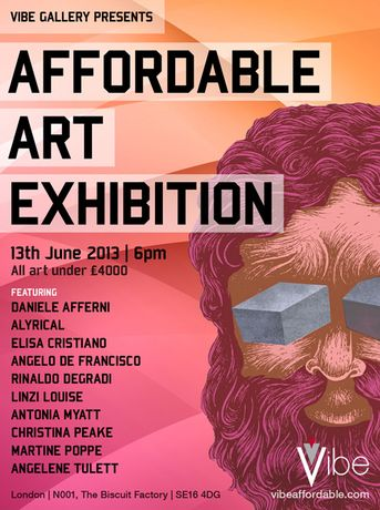AFFORDABLE ART EXHIBITION - relaunch: Image 0