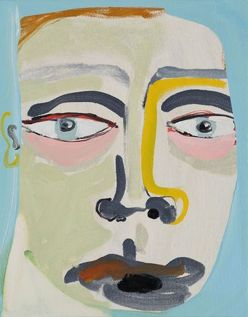 Henrietta Dubrey, Foreign Accent. Image is courtesy of Edgar Modern and will be on show at the fair.