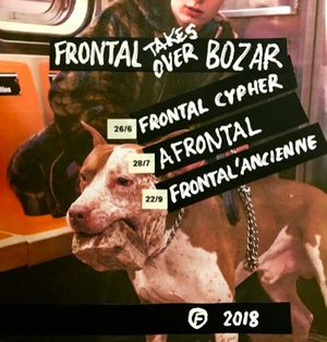 Afrontal from Frontal