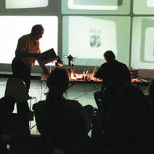 After Leonardo: Multi-Screen Performance Improvisation
