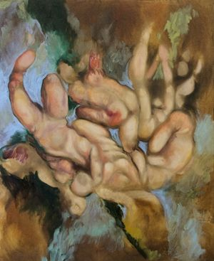After Rubens: The Landscape of Body