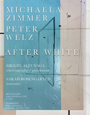 After White | Michaela Zimmer & Peter Welz