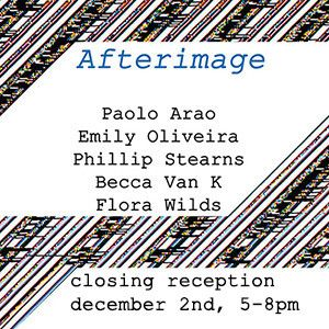 Afterimage Closing Reception + Holiday Party