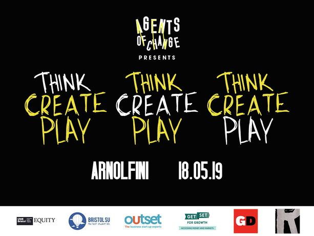 Agents of Change: Think, Create, Play