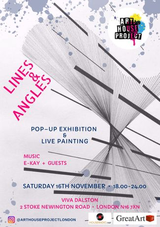 Urban art and music pop up event