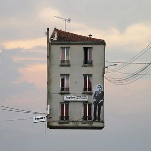 Laurent Chehere. Flying Houses,  Gainsbourg, 2012